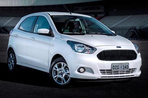 El Ford Ka ya está disponible
